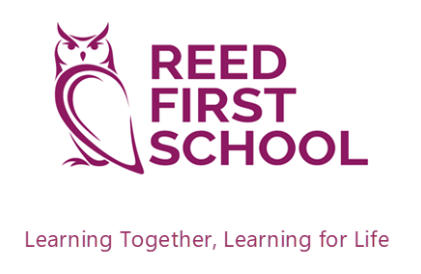 Reed First School logo