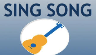 Sing song graphic